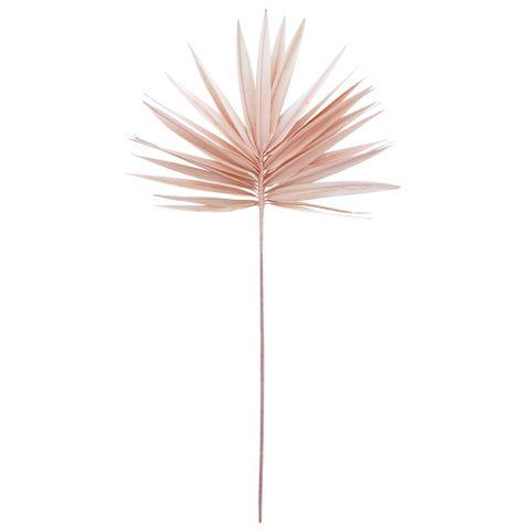 Palm Fan Pink 54x100cm