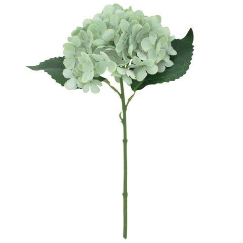 Hydrangeas in Green 33cm