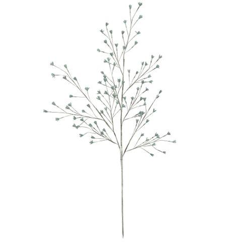 Spray Branch Sage Green 90cm