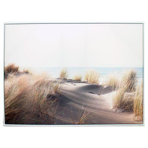 Beach Dune Print 110x80 cm