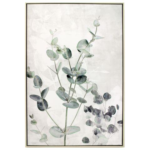 Gum Tree Spray Painting 63x93 cm