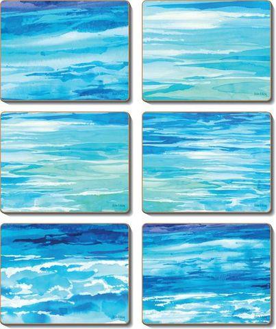 Coasters Ocean Dreaming 12x10 cm