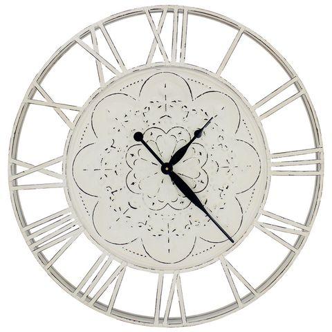 Eli Iron Clock 78 cm