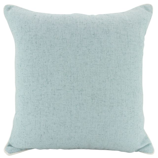 Piped Linen Cushions