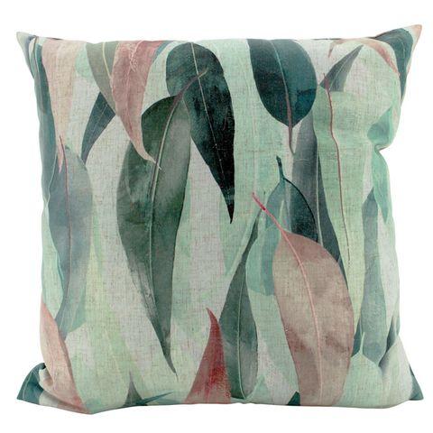Eucalyptus Linen Cushion 50x50cm