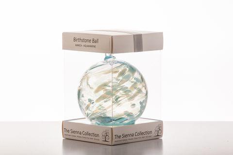 Birthstone Ball Aquamarine March