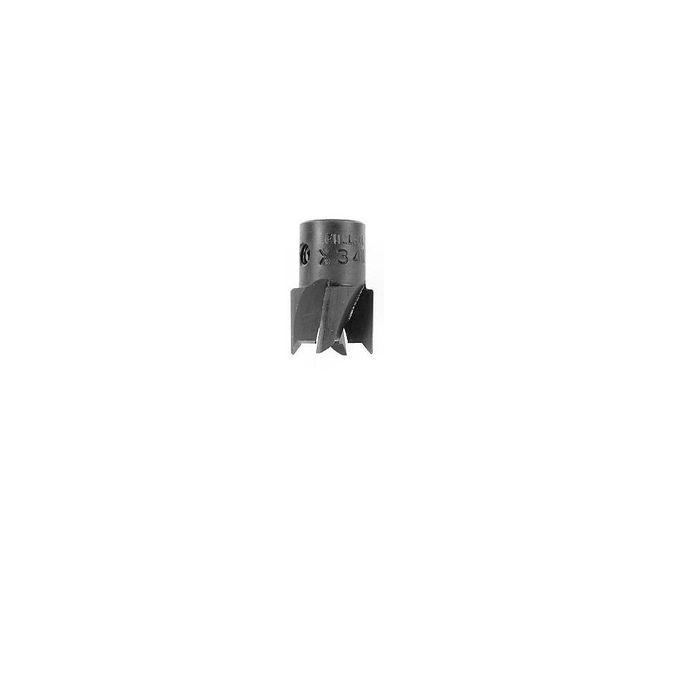 "Counterbore 7/8""D x 3/8"" Drill Hole"