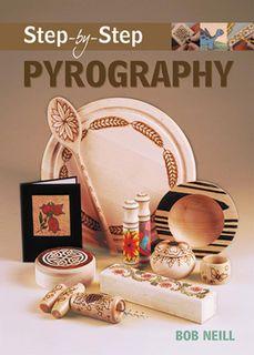 Bk-Step by Step Pyrography