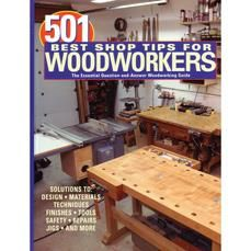Bk- 501 Best Shop Tips for Woodworkers