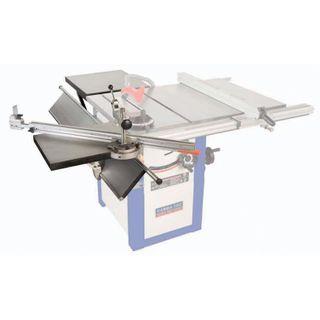Optional Cast Sliding Table & Rear Table