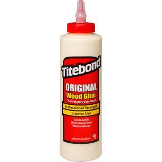 Titebond Original Woodglue 473ml Red Top