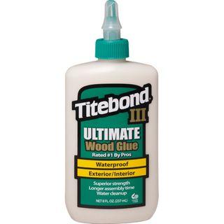 Titebond 3 Ult. Wood Glue 237ml Grn 8oz