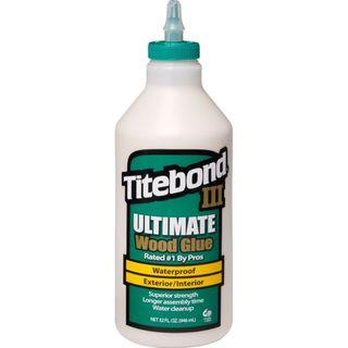 Titebond 3 Ult. Wood Glue 1Qt/ 946ml Grn