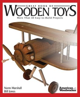Bk-Great Book of Wooden Toys