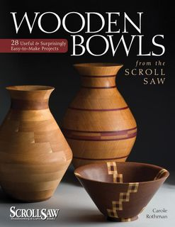 Bk-Wooden Bowls from the Scroll Saw