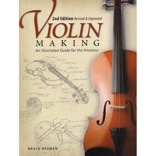 Bk-Violin Making, 2nd Edition Revised