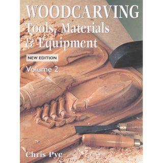 Bk- Woodcarving Tools & Equip Vol 2