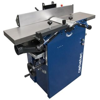 "Carbatec 10"" Combination Planer Thicknesser with Spiral Head"