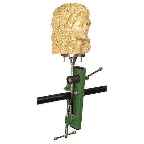Bench Mounted Carvers Stand   CV-01