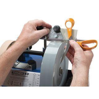 Scissors Grinding Jig