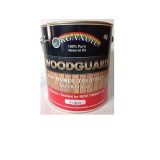 ORGANOIL WOODGUARD 4LTR