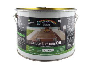 Organoil Garden Furniture Oil 10L Clear