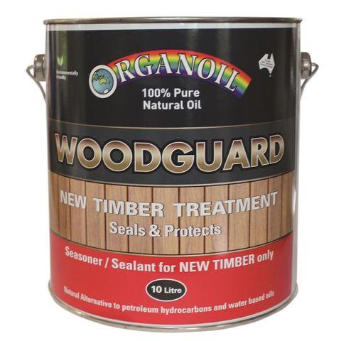 Organoil Woodguard 10Ltr