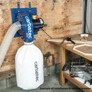 1HP Economy Compact Dust Extractor