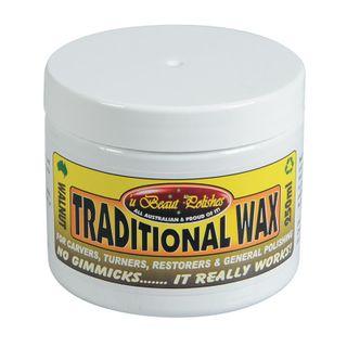 Trad. Wax-Walnut 250ml