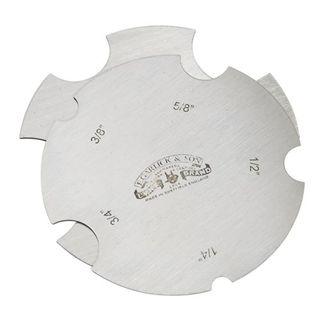 Pax Concave Scraper Set (2pces)