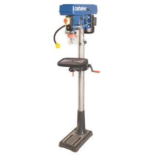 Pedestal Drill Press 16 spd 1hp 3-16mm