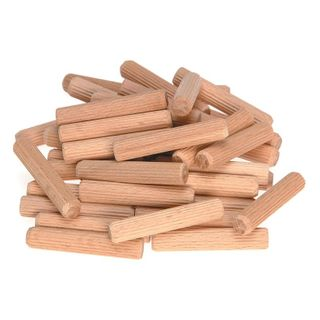 Haron 9.5mm x 50mm Fluted Dowels (100)