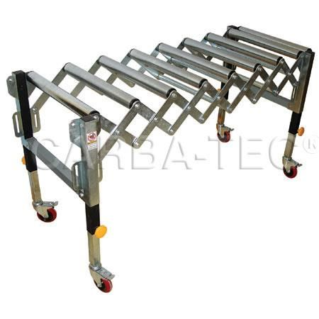 Expanding Conveyor Rollers