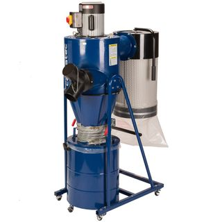 Carbatec 1.5HP Cyclone Dust Extractor