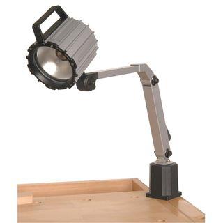 Machine / Workshop Lamp w/ Articulated Arm