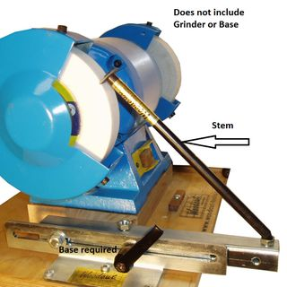 Stem Sharpener for Cup, Disc and flat Scraper cutters