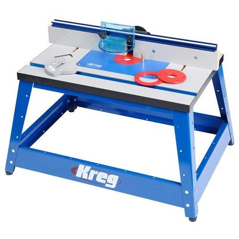 New Kreg Precision Benchtop Router Table