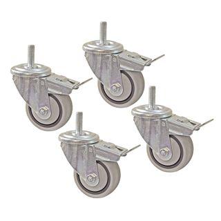 Kreg 3in Dual Locking Caster Set