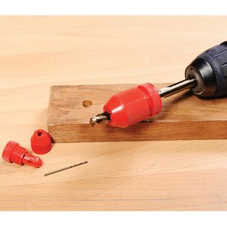 Drill Stops Plastic Pair 1/16in- 1/2in