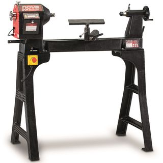 Nova DVR Saturn Wood Lathe with Stand
