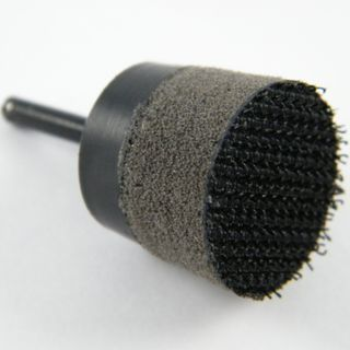Sandpaper Pad Holder 20mm 1/8in Shaft