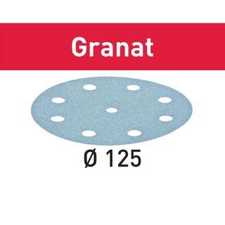Granat STF D125/9 P220 GR/100
