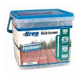 Kreg Deck Screws 305 Stainless (700)