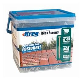 Kreg Deck Screws Protec-Kote (700)