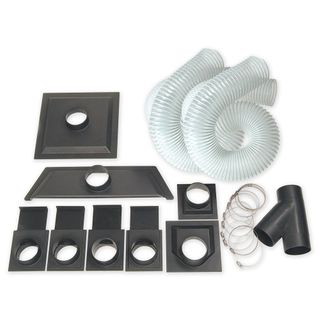 4 inch Dust Collection Accessory Kit with Boxed Hose