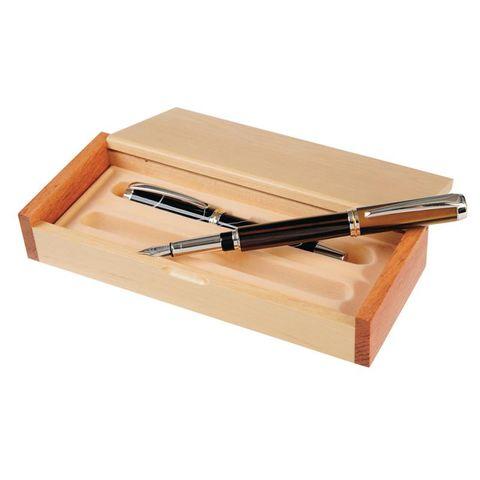 Pen Box - Flip Top Lid