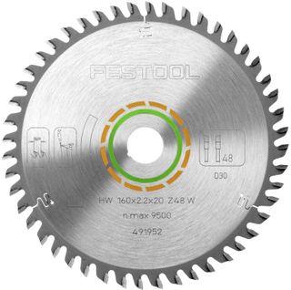 Fine Tooth Blade 160x2.2x20 W48 (TS 55 Std)
