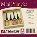 Flexcut Mini Palm Set