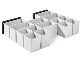 Set 60 x 60/120 x 71 3xFT for SYS-COMBIE 2,3,4 & Tl-SORT/3