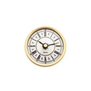 60mm Clock Insert with Roman Numerals